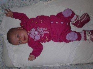 la nostra piccola Annalena