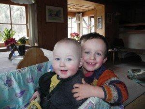 Tobias und Fabian