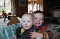 Tobias e Fabian
